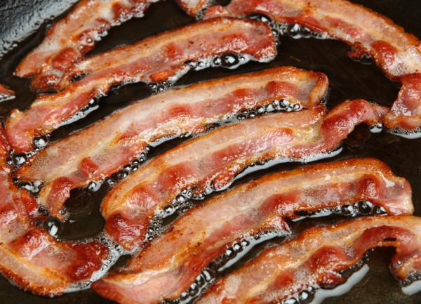 Bacon-Frying-Pan
