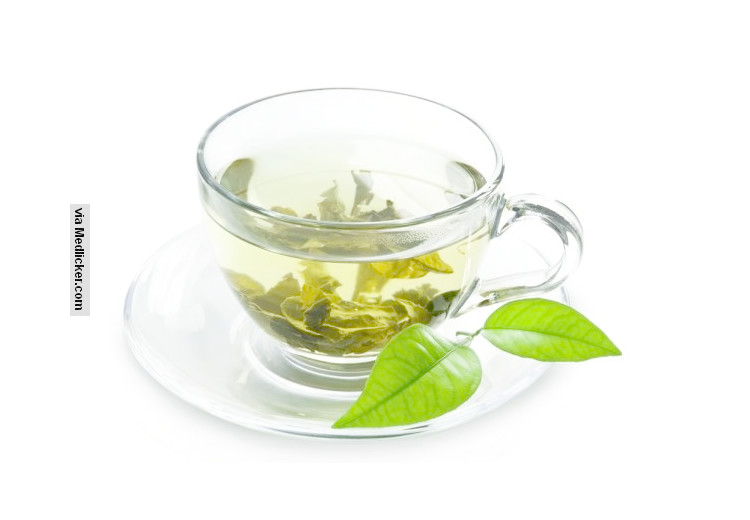 Zelený čaj a jeho blahodarné účinky