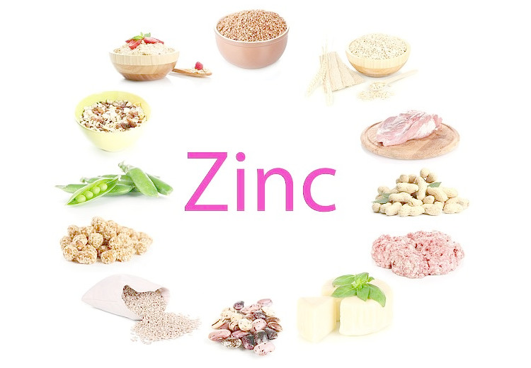 Zinc deficiency: symptoms, causes and testing