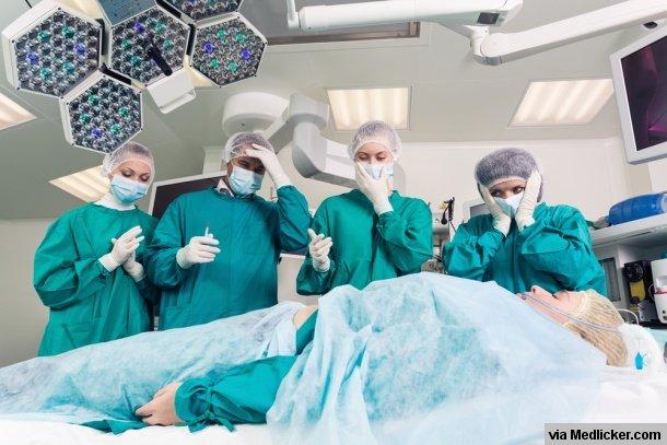 Jak umírají doktoři?
