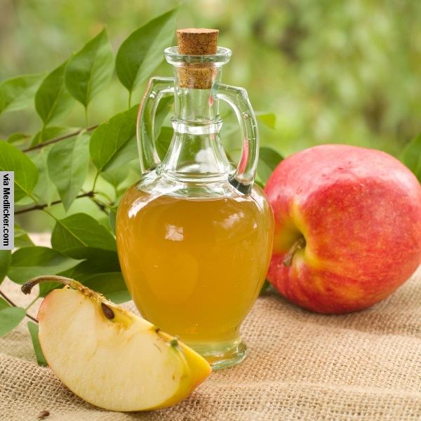 Apple Cider Vinegar in a jug
