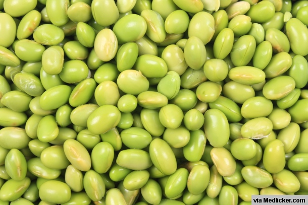 Soy beans (Green)