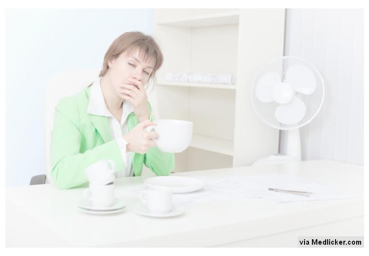 Jak se zbavit únavy během učení?