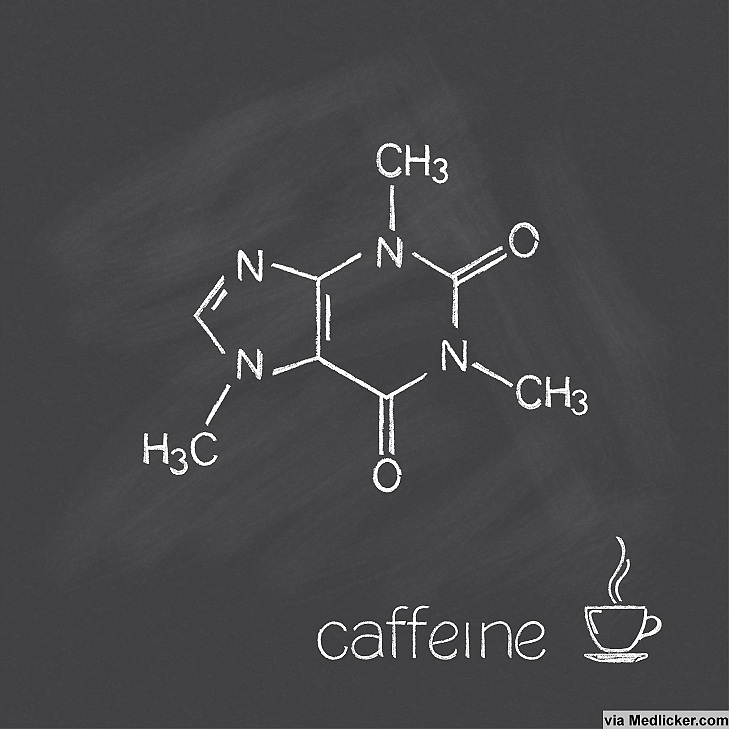 zoloft and caffeine interactions
