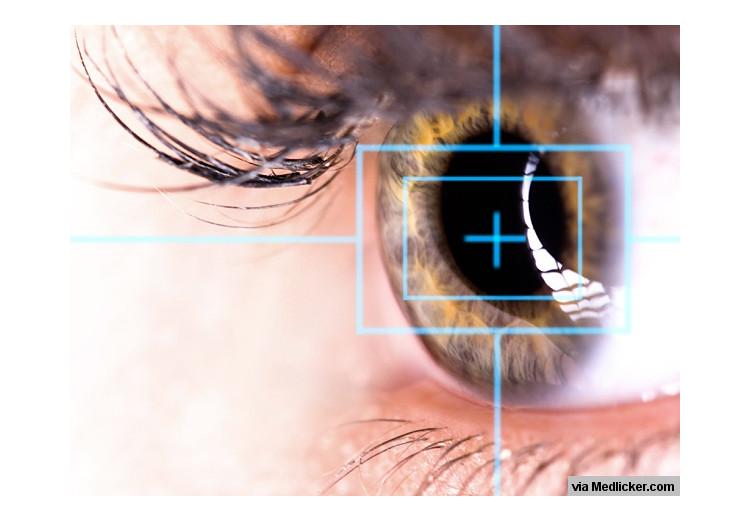 Akutní glaukom s uzavřeným úhlem