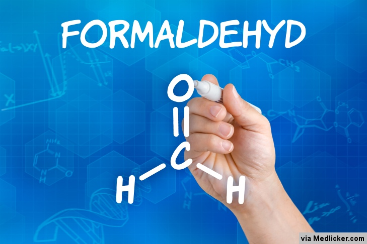Formaldehyde-chemical-structure