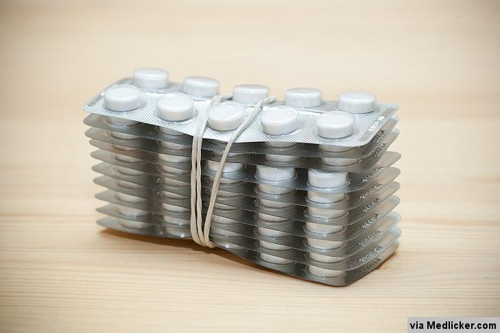 Paracetamol (acetaminofen): dávkování, indikace a nežádoucí účinky