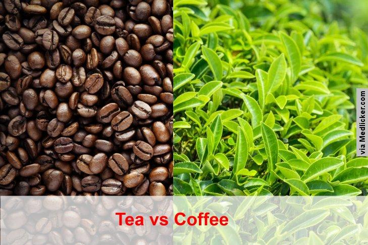 Coffee v/s Tea
