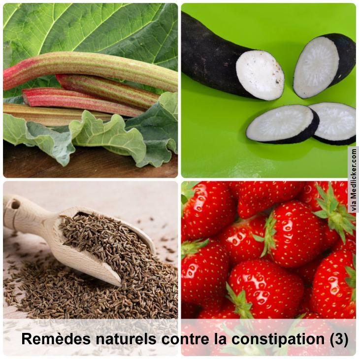 Remèdes naturels contre la constipation - 3