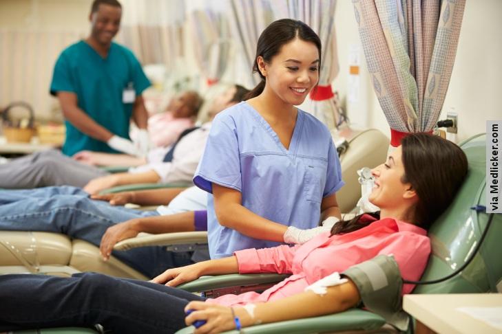A quoi sert le don du sang?