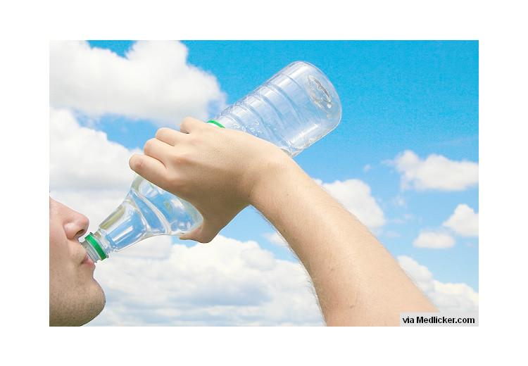 14 prekvapivých príčin dehydratácie