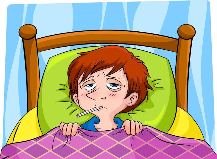Febrilní křeče: příčiny, příznaky a léčba