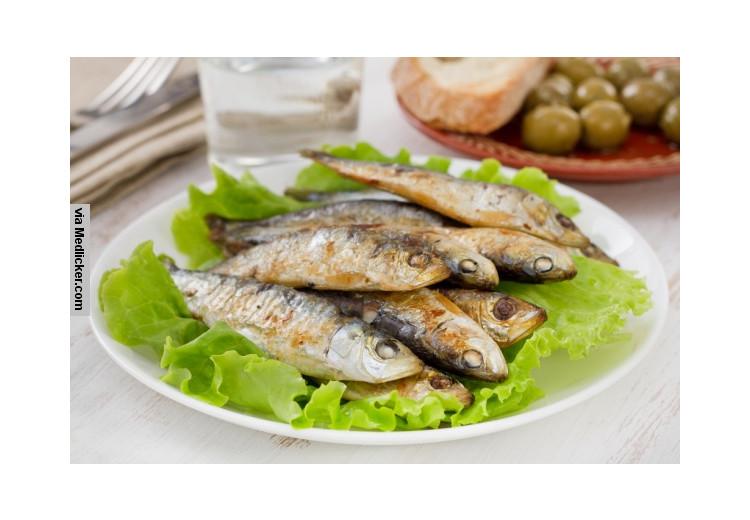 Les bienfaits de la sardine sur la santé