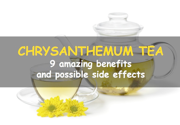 Benefits and side effects Of Chrysanthemum Tea