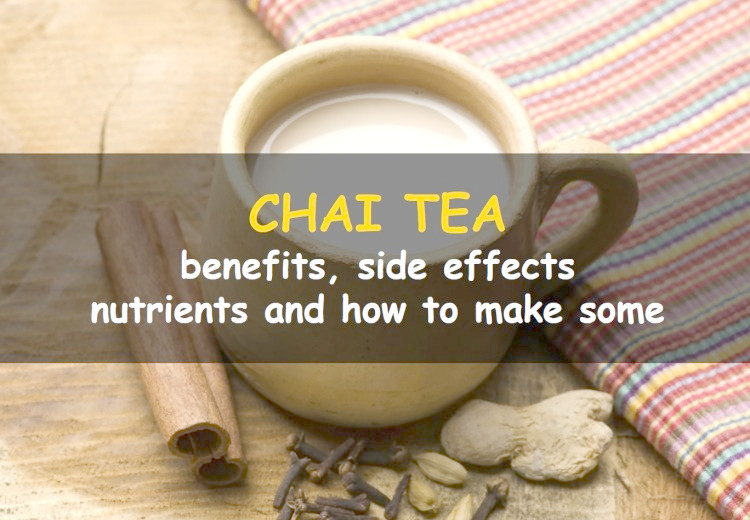 Chai tea: benefits and side effects