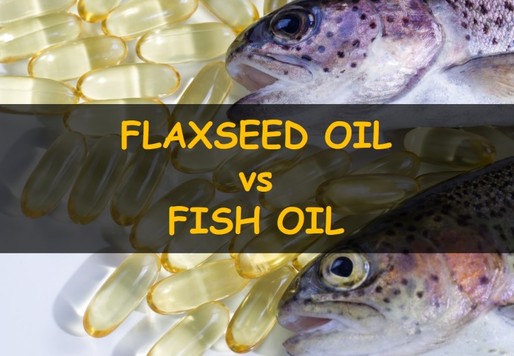 flaxseed oil vs fish oil the complete guide
