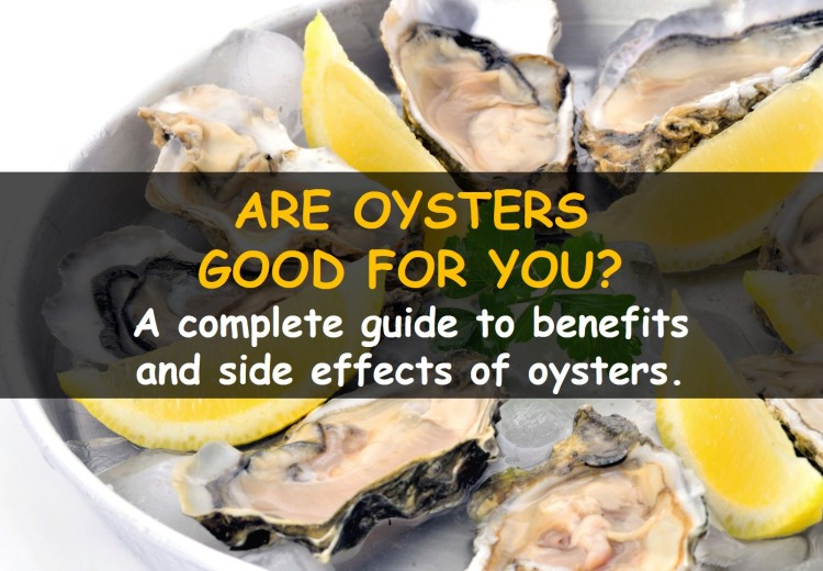 Are oysters good for y...