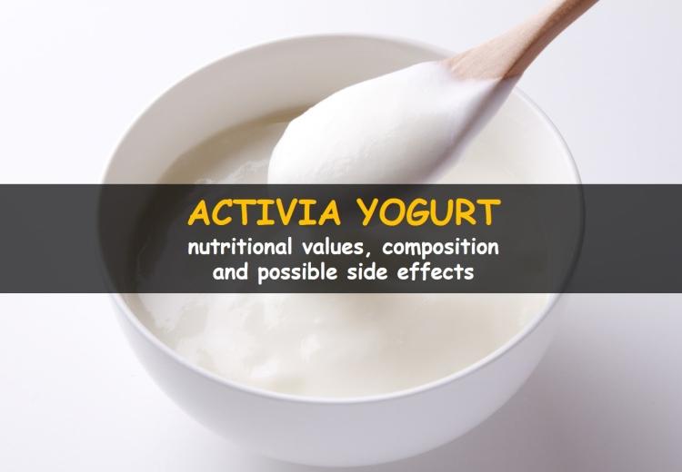 Activia yogurt