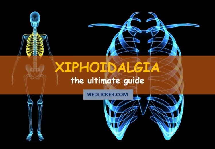 Xiphoid process pain