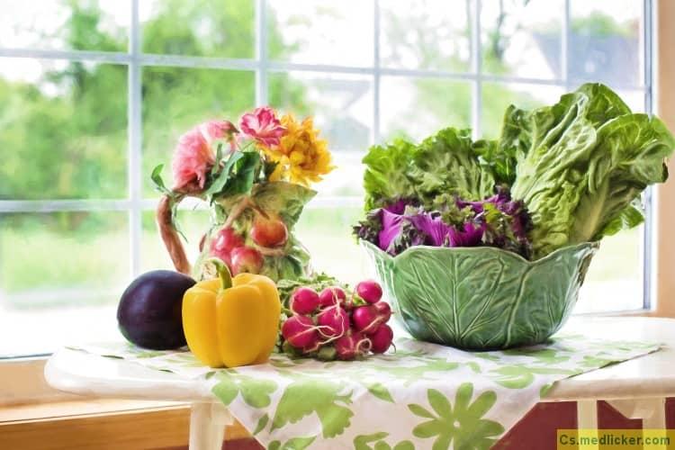 Listová a brukvovitá zelenina