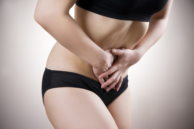 Bolest břicha jako příznak celiakie