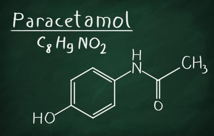 Acetaminophen = paracetamol
