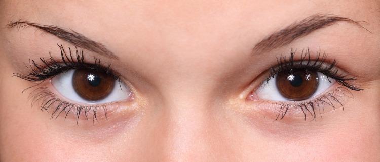 Hezké oči - detail