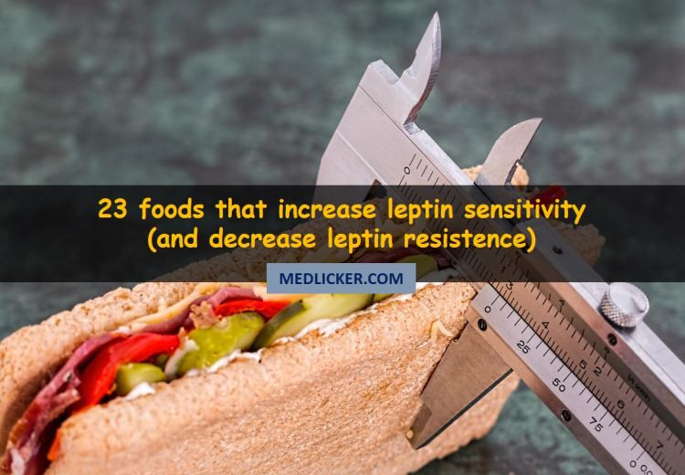 23 Foods That Increase Leptin Sensitivity