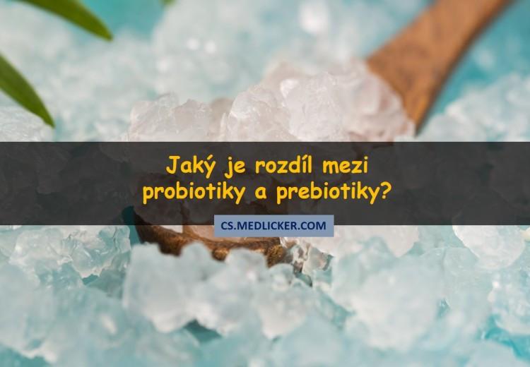 Probiotika a prebiotika - jaký je mezi nimi rozdíl?