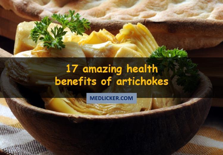 17 Amazing Benefits of Artichokes