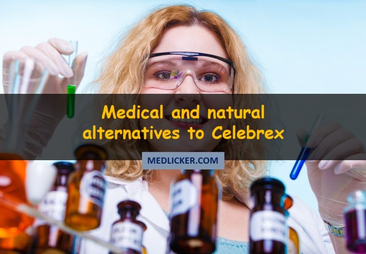 What is the best Celebrex alternative?