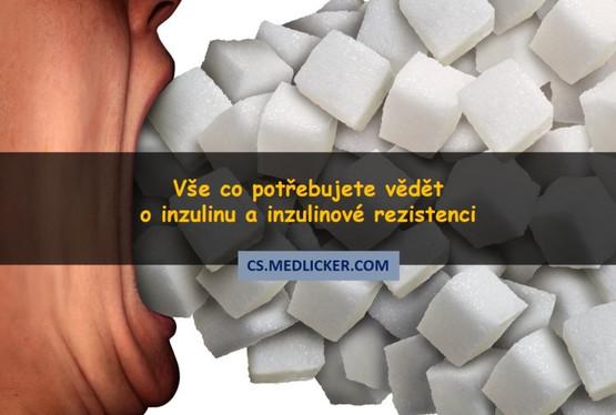 Inzulin a inzulinová rezistence