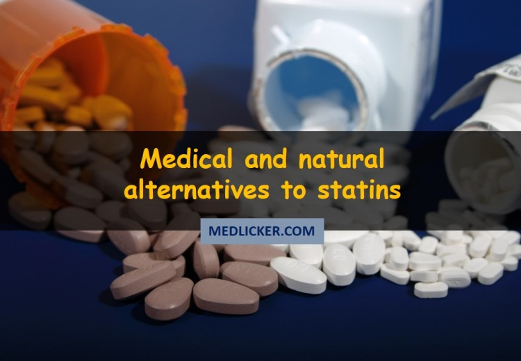 The Best Medical and Natural Alternatives to Statins