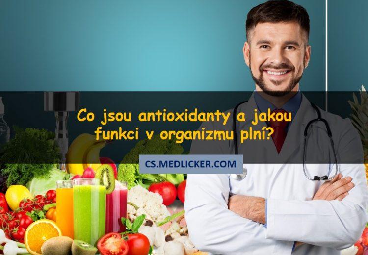 Co jsou antioxidanty?