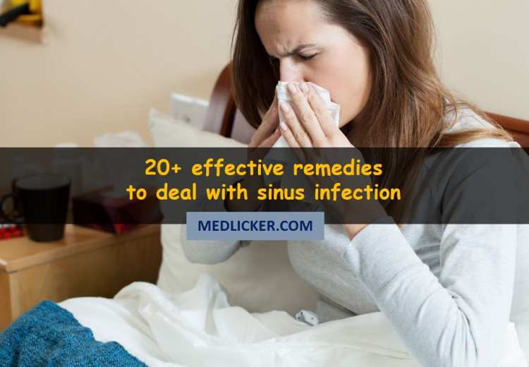 How To Get Rid of Sinus Infection Fast?