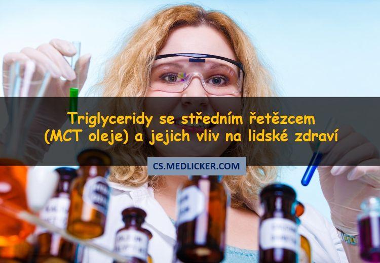 Triglyceridy se středně dlouhým řetězcem - jak zlepšují zdraví a pomáhají při hubnutí?