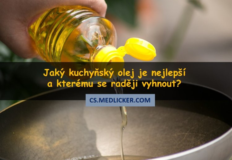 Jaký olej na smažení je nejlepší?