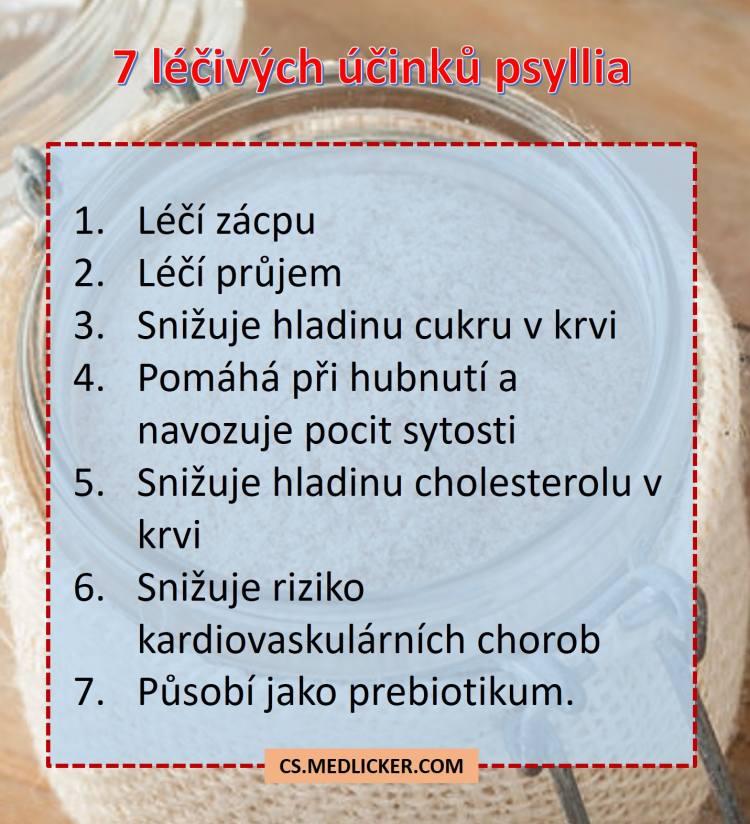 Psyllium a jeho 7 léčivých účinků