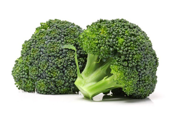 Brokolice je plná bílkovin a antioxidantů