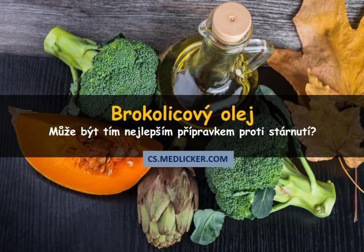 Co je brokolicový olej a jak ho používat na pokožku a vlasy