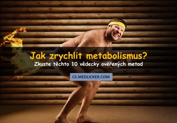 10 vědecky ověřených způsobů jak zrychlit metabolismus