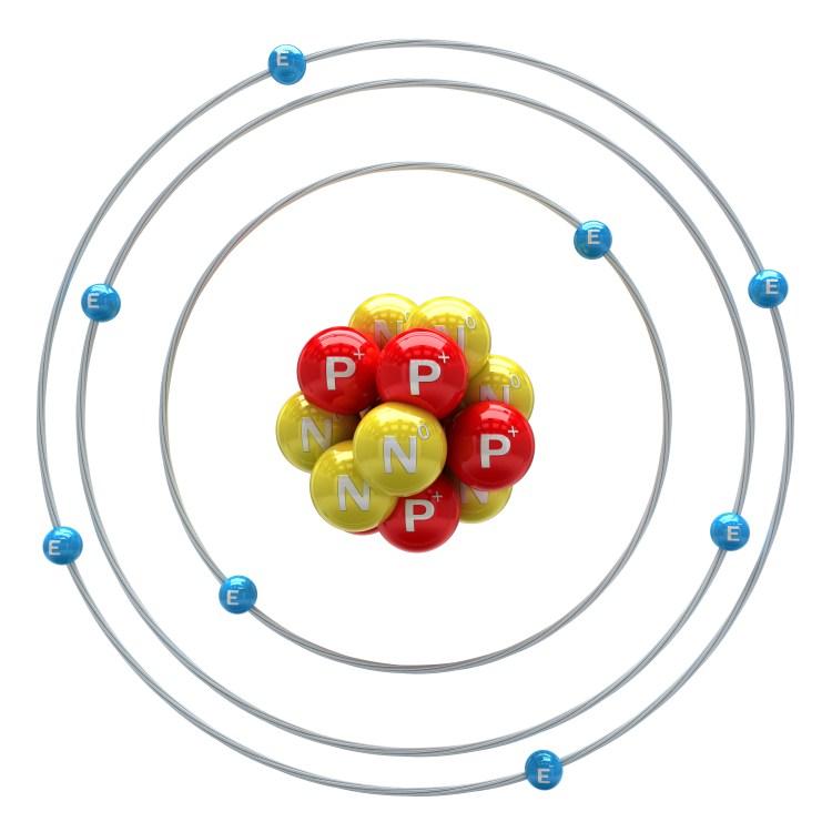 Structure de l'atome