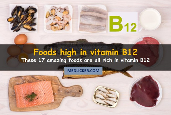 17 Foods High in Vitamin B12