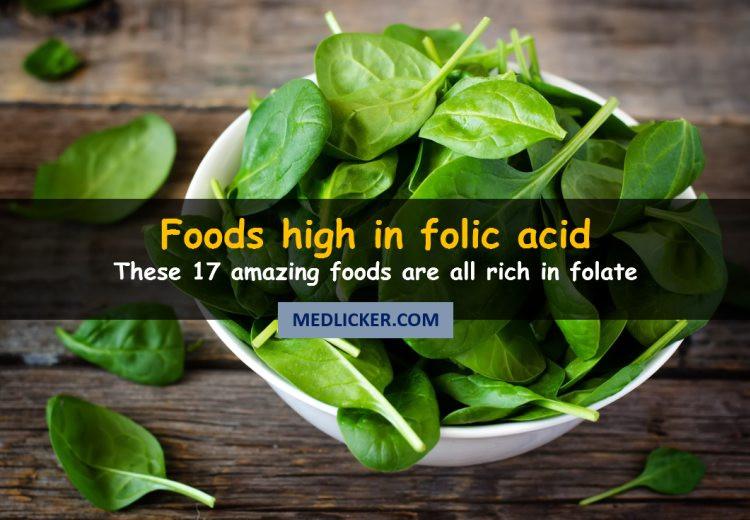 17 Foods Rich in Folic Acid