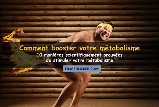 10 manières faciles (et scientifiquement prouvées) de stimuler votre métabolisme