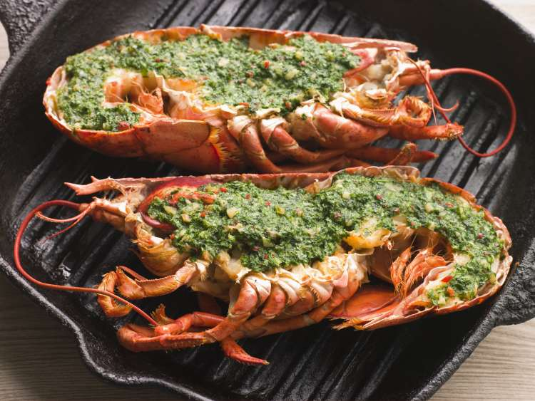 Lobsters are incredibly high in iodine and other nutrients