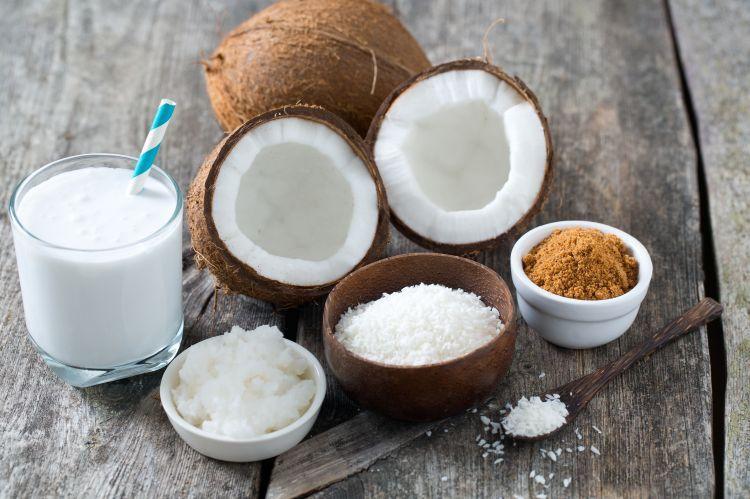 L'huile de coco élimine la graisse du ventre