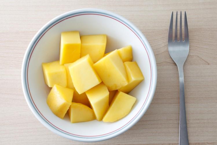 Mango patří mezi ovoce s vysokým obsahem vitamínu A