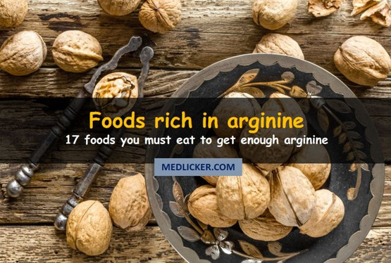 17 Foods High in Arginine