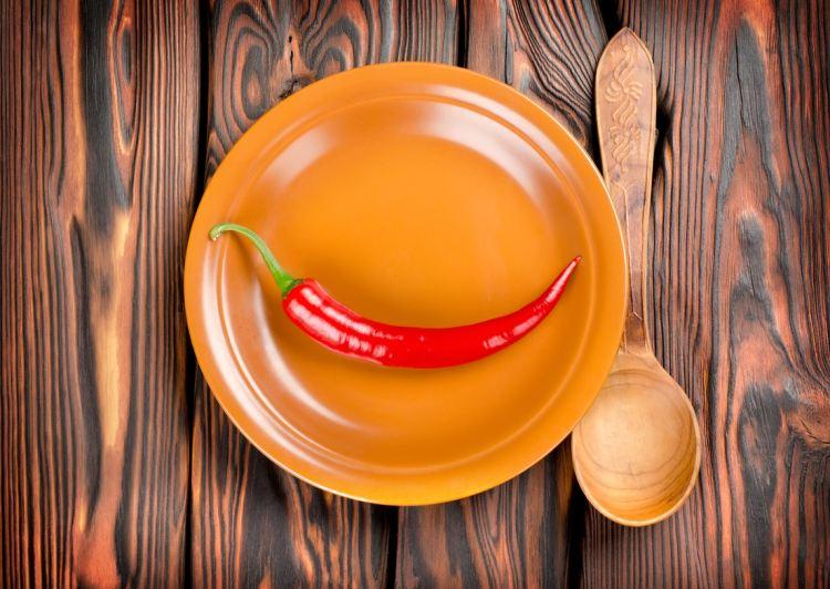 Čili papričky můžete konzumovat i v přírodní podobě